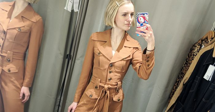 59fc718ca97 I Tried on 15 of the Best High-Street Jumpsuits