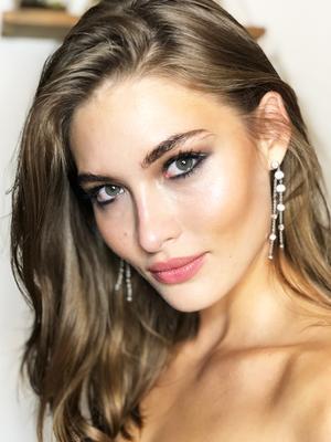 Model Grace Elizabeth Gives an Exclusive Peek Into Harper's Bazaar Icons Party