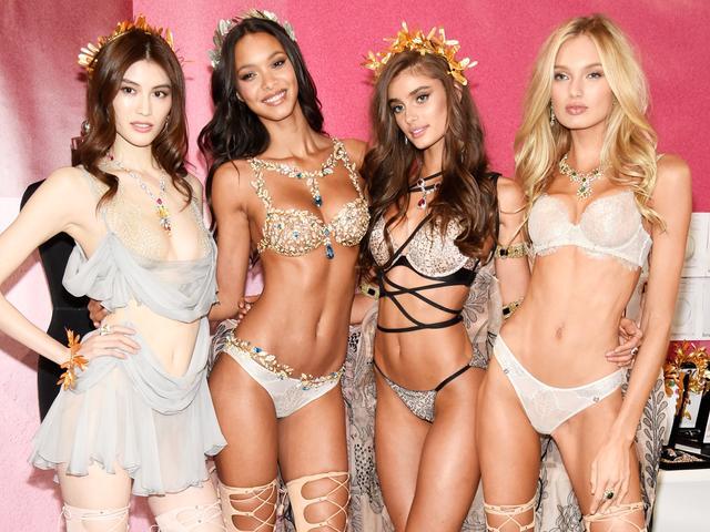 Victoria's Secret Fashion Show 2018 Models