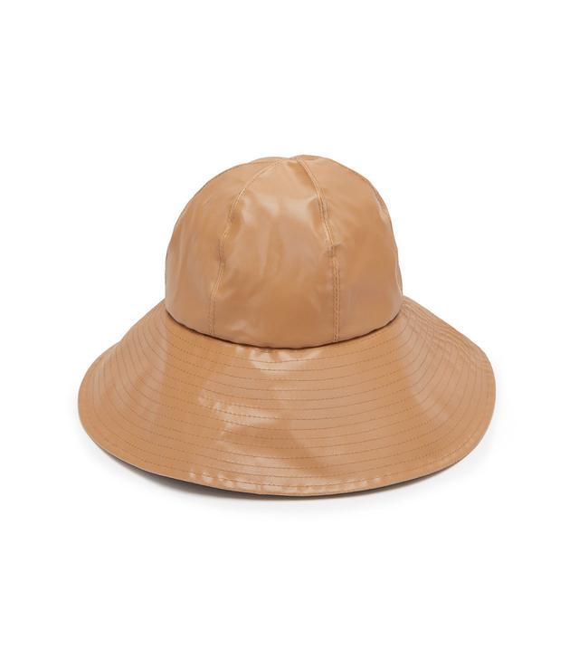 Paz wide-brim bucket hat