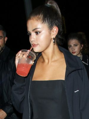 Well, Selena Gomez, You Found Yourself a Pair of It Boots