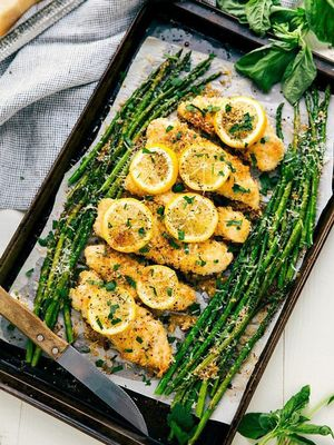 10 Healthy Sheet Pan Recipes You Can Make in 20 Minutes Flat