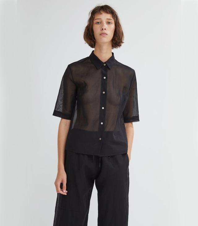 La Garconne Moderne Organdy Shirt