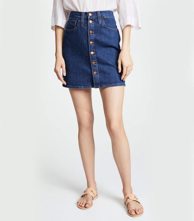 Arroyo Jean Skirt