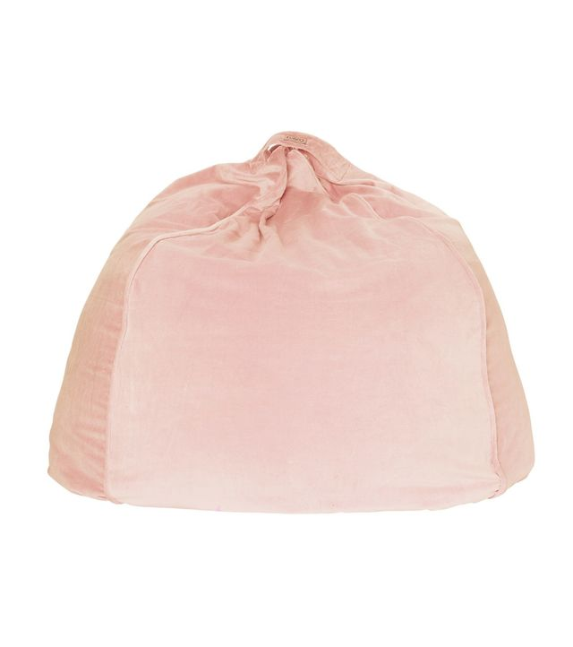 Kip & Co Peach Skin Velvet Beanbag