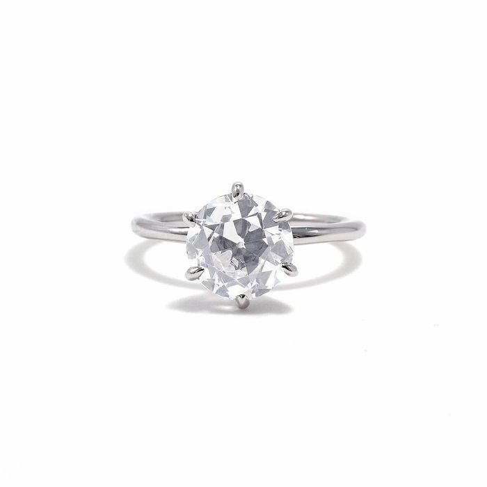 fc5a6ed0b These Are the Best Engagement Ring Styles of 2018   Who What Wear