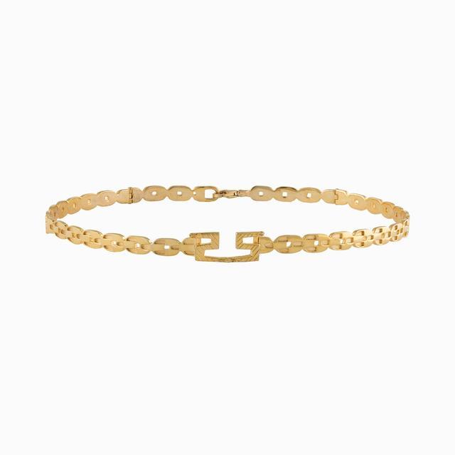 Tuza Tuza x Small Spells Chain Link Choker
