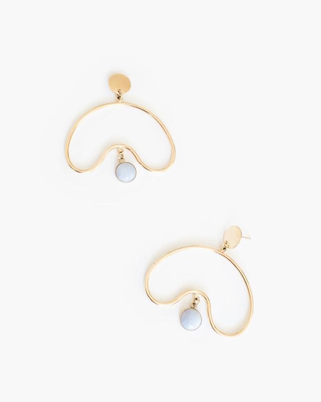 Wknd  LA Cul-de-Sac Earrings