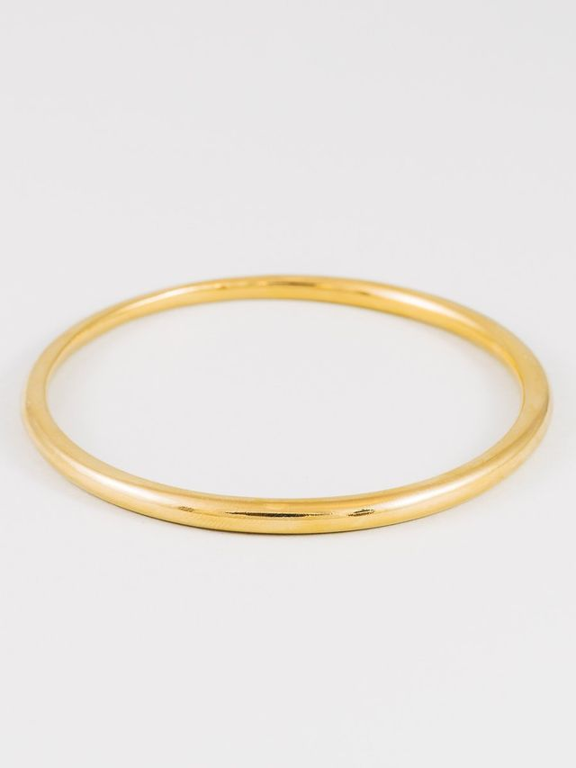 Wolf Circus Dune Bracelet in Gold