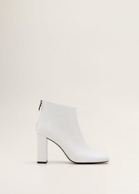 22 White Ankle Boots Were Eyeing For Fall Who What Wear