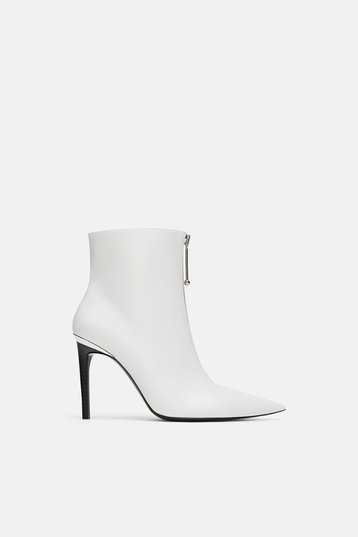 edf7b8c55b9 22 White Ankle Boots We're Eyeing for Fall | Who What Wear