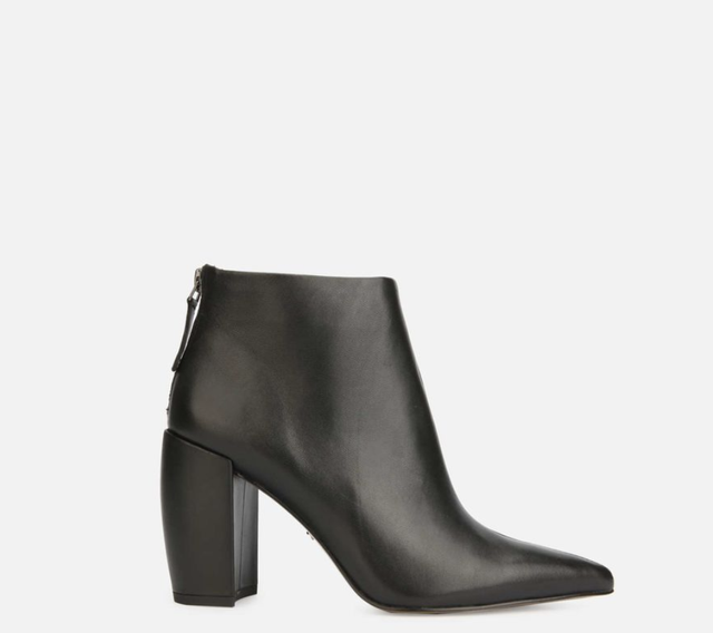 Kenneth Cole Alora Leather Bootie