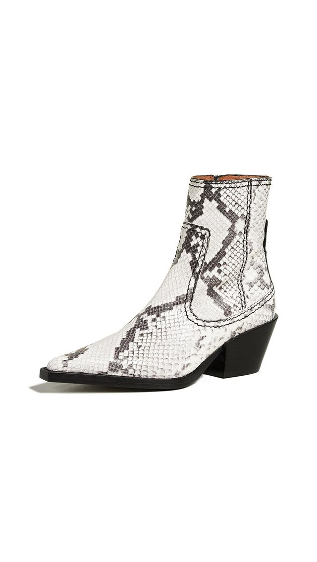 Rodeo Ankle Boots