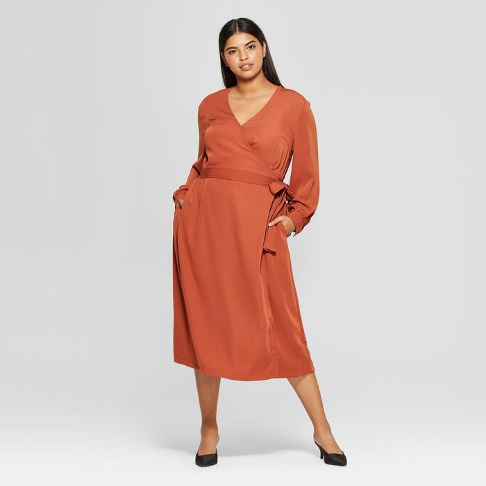 Shop Under 50 Dresses To Wear With Ankle Boots This Fall Who What