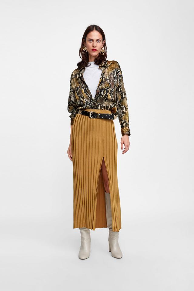 Zara fall layering outfits