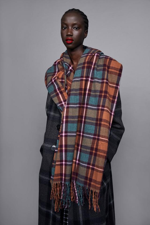 Zara coat outfits