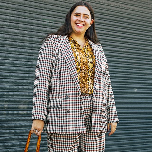 The Autumn-Ready ASOS Suit That Literally Looks Good on Everyone