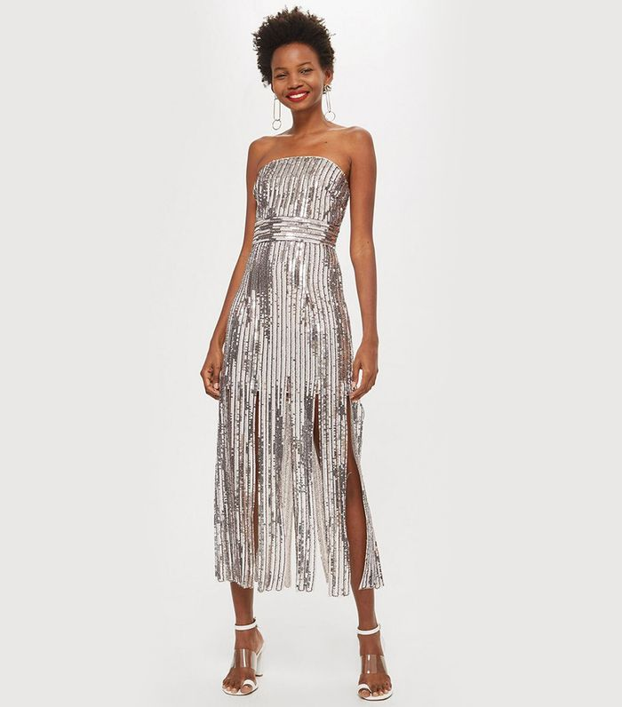 The 1 Dress Trend To Wear To Fall Weddings Who What Wear