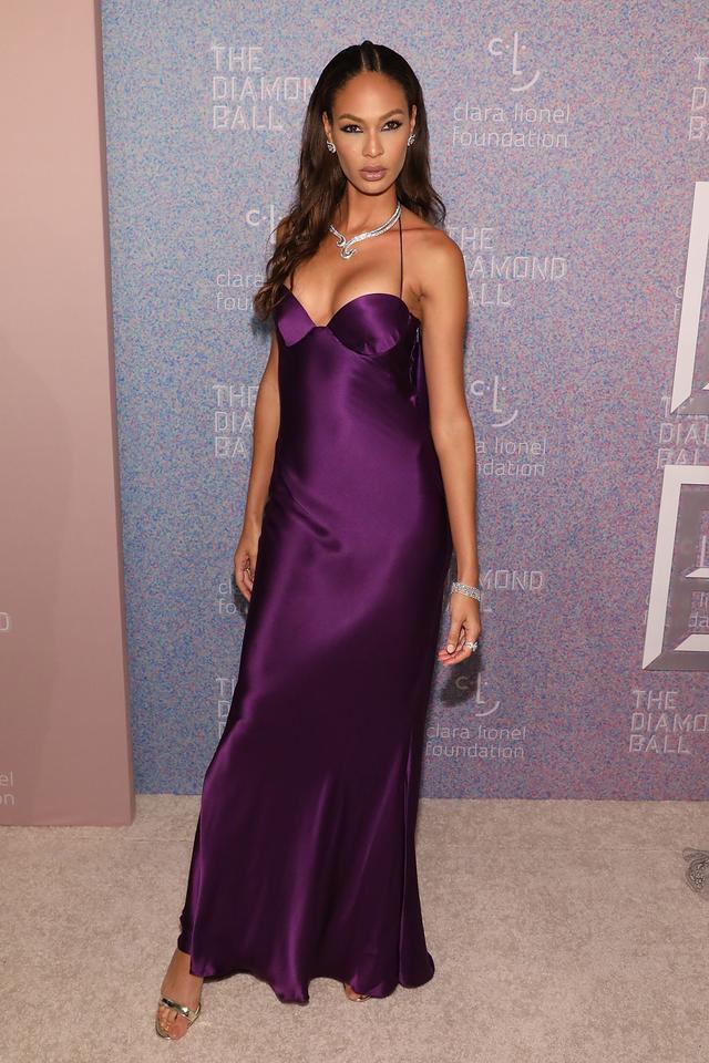 Rihanna Diamond Ball Joan Smalls
