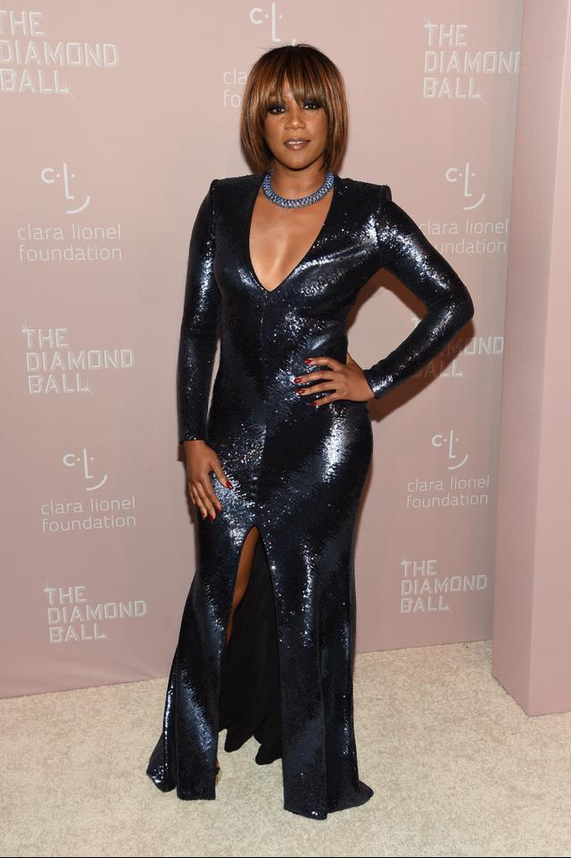 Rihanna Diamond Ball Tiffany Haddish