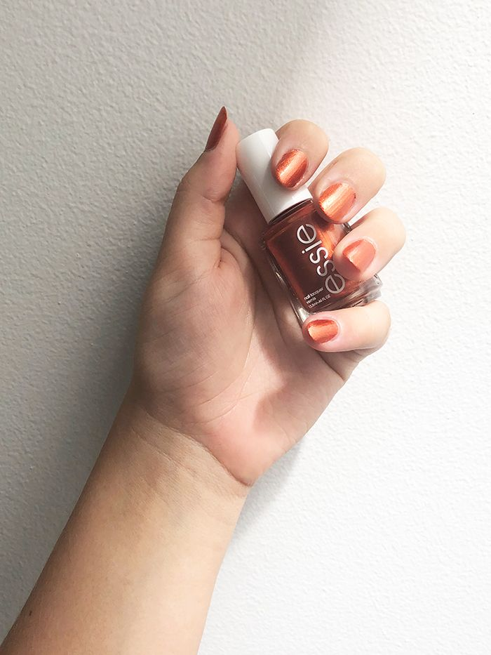 The 6 Shades of Essie\'s 2018 Fall Nail Collection Are Here | Byrdie