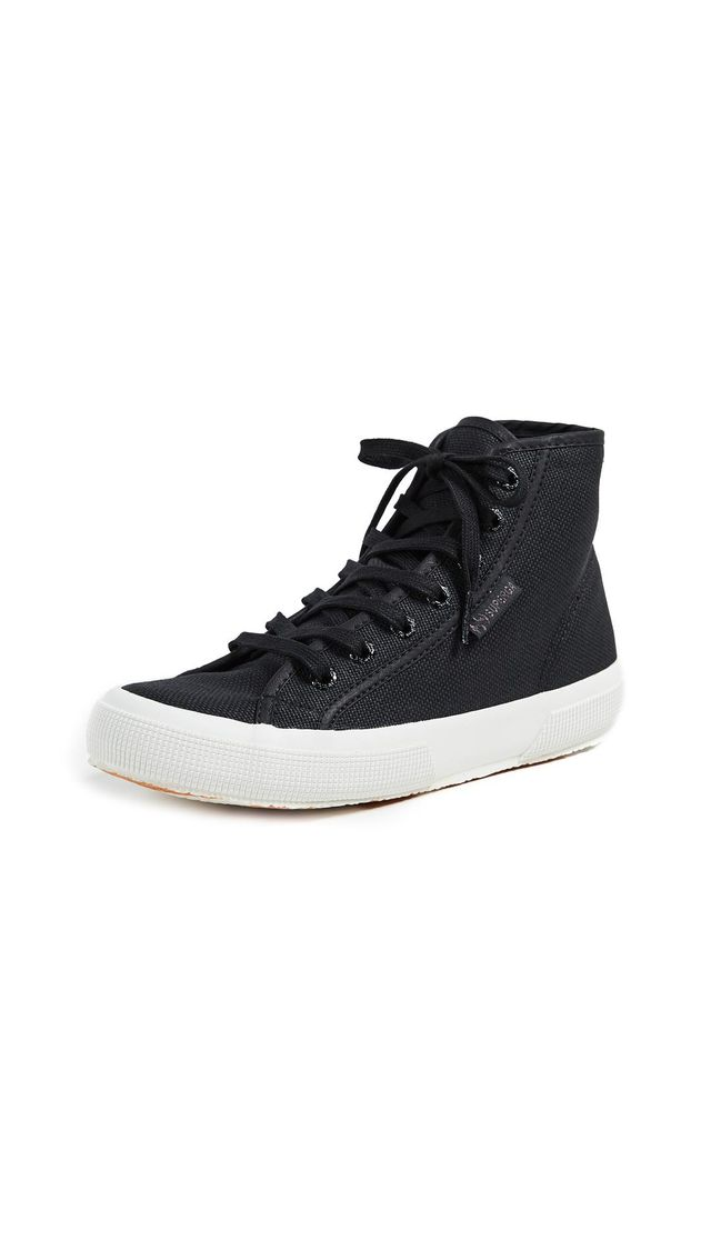 2795 Cotu High Top Classic Sneakers