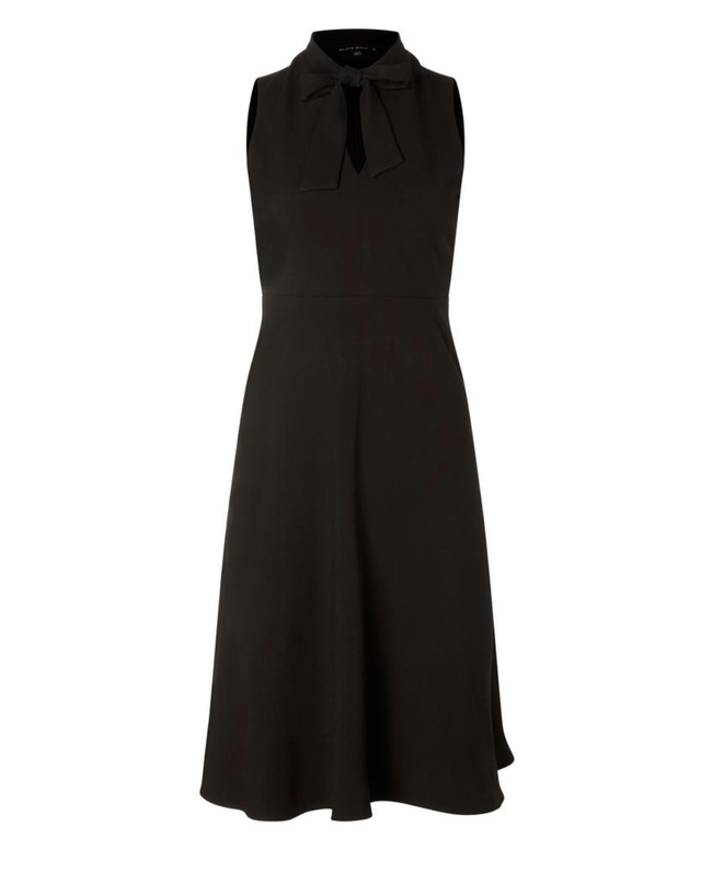Black Halo Carolina Dress