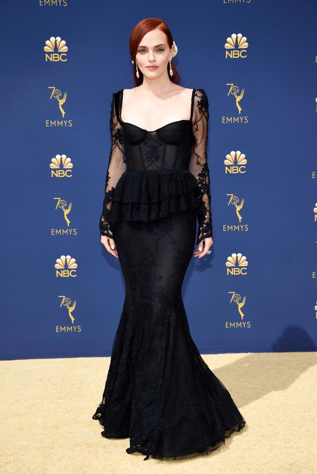Madeline Brewer 2018 Emmy Awards