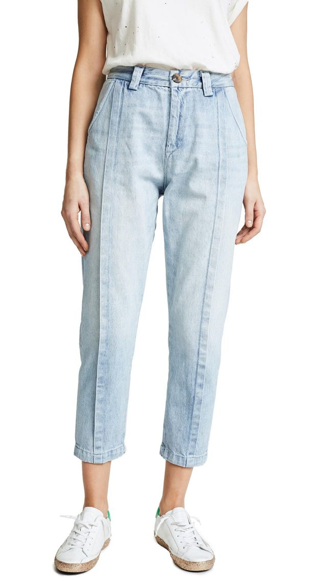 Astro Pleated Trouser Jeans