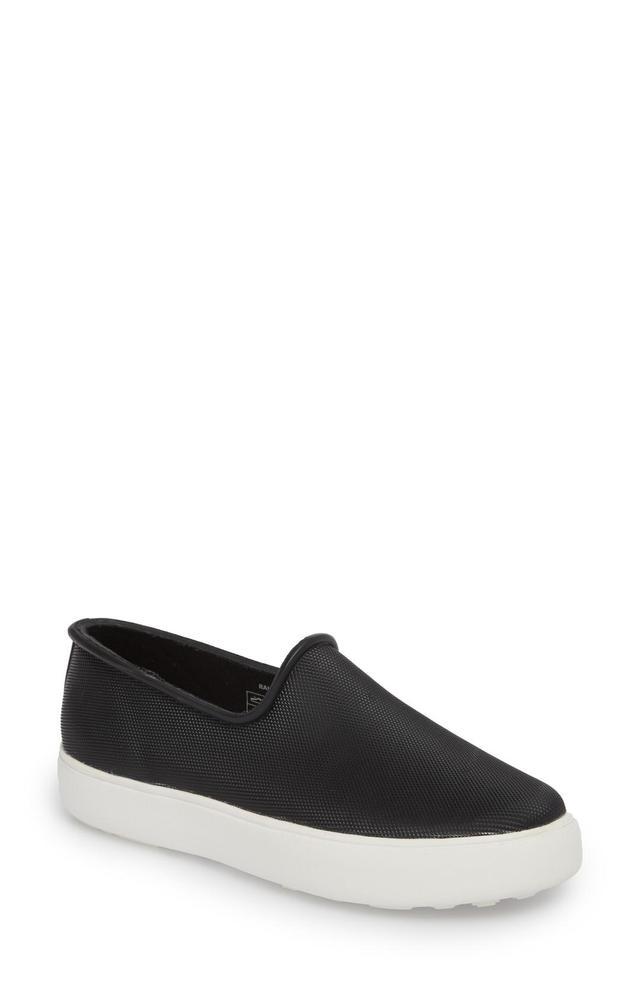 Rainy Day Waterproof Slip-On Sneakers