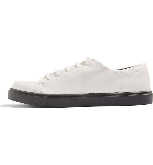 Crush Waterproof Contrast Sole Sneaker