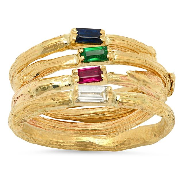 Elisabeth Bell Jewelry Willow Ring