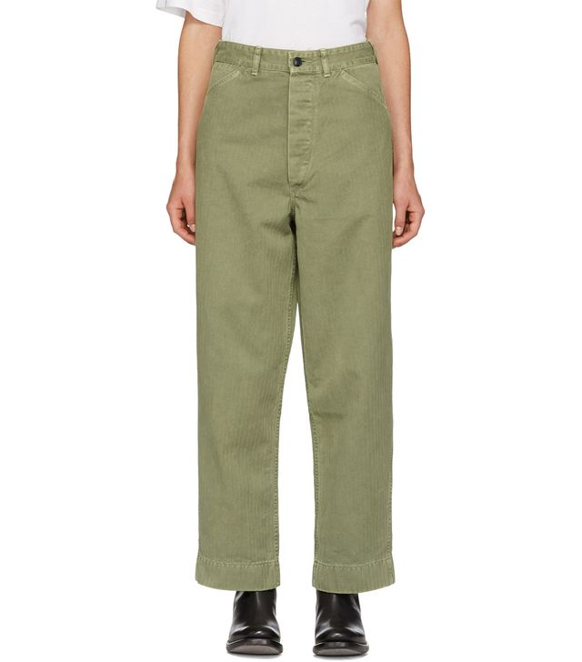 Chimala Utility Trousers