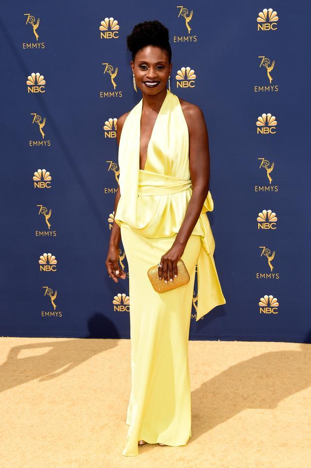 Adina Porter Emmys red carpet