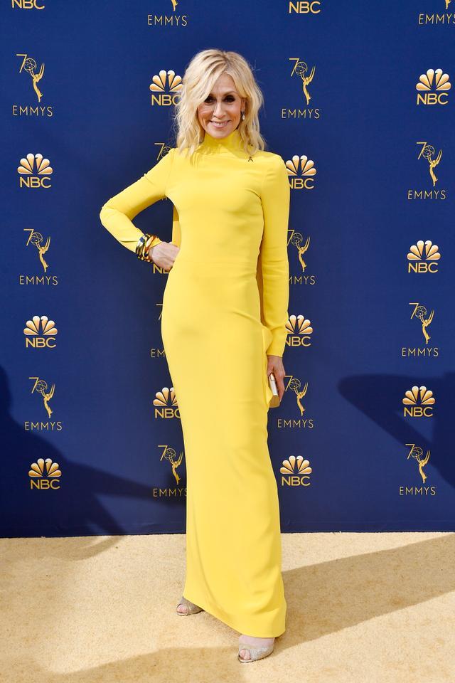 Judith Light Emmys red carpet