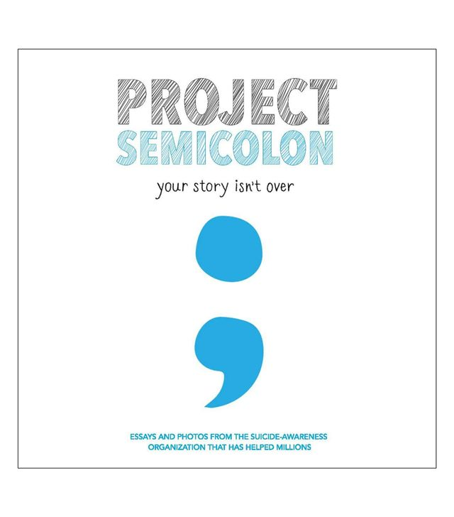 Amy Bleuel Project Semicolon