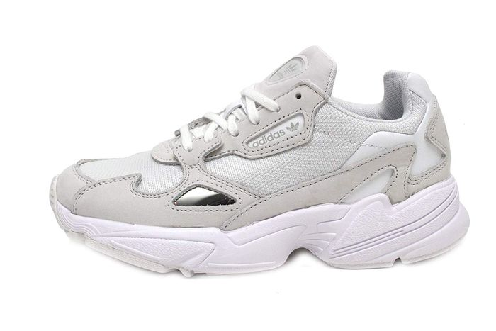 quality design 6a6b8 9de40 Our Favorite Adidas Falcon Outfits, Period  Who What Wear