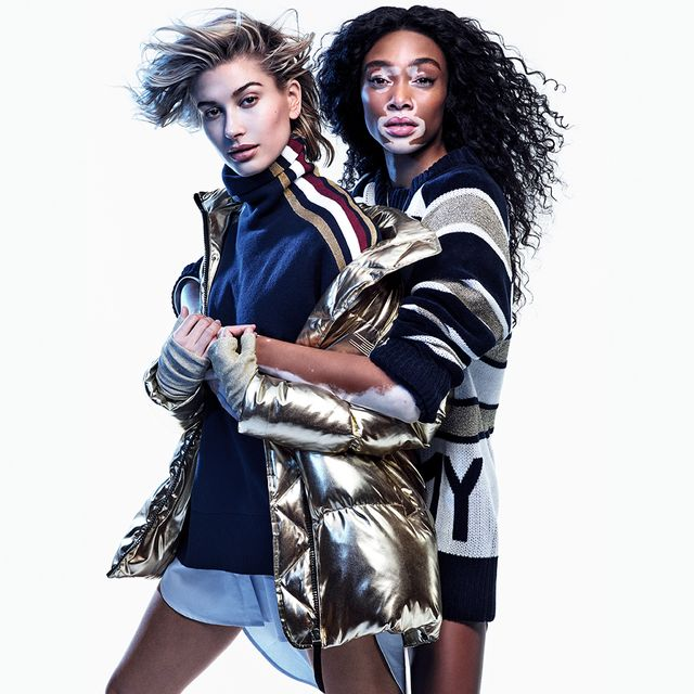 Here's Your First Look At Tommy Hilfiger Women's Icons Collection