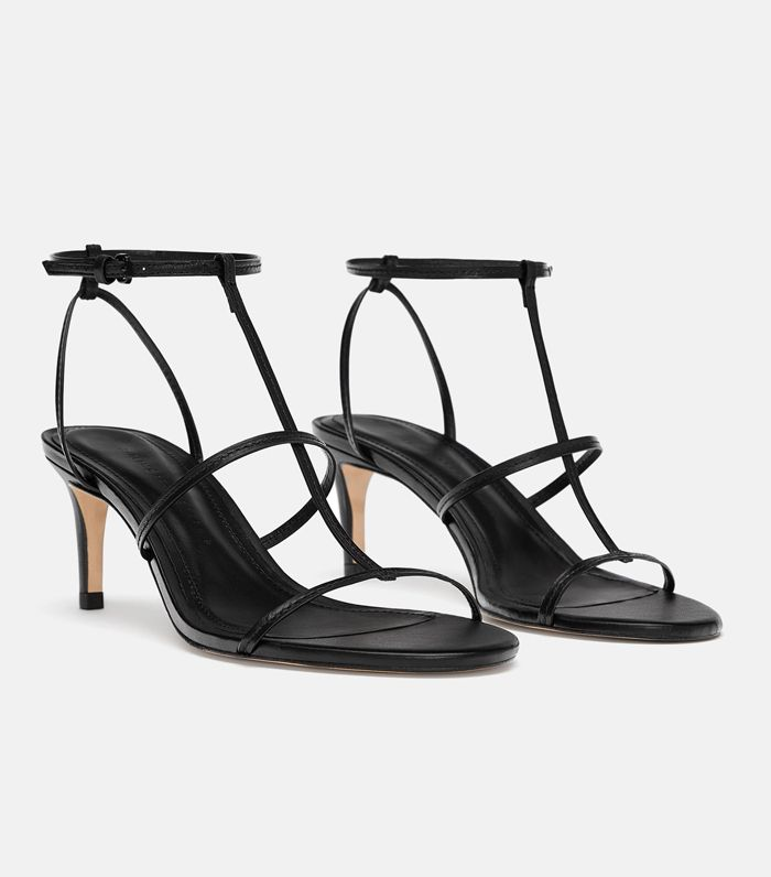 612a955de66 The Row s Nude Strappy Sandals Are the Shoe of 2018