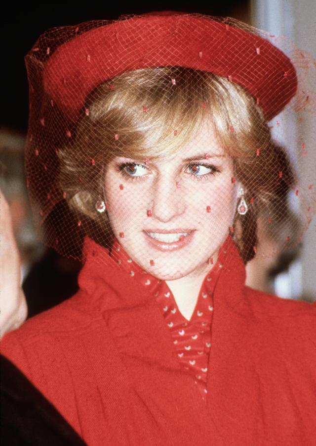 Princess Diana's Hat Trend