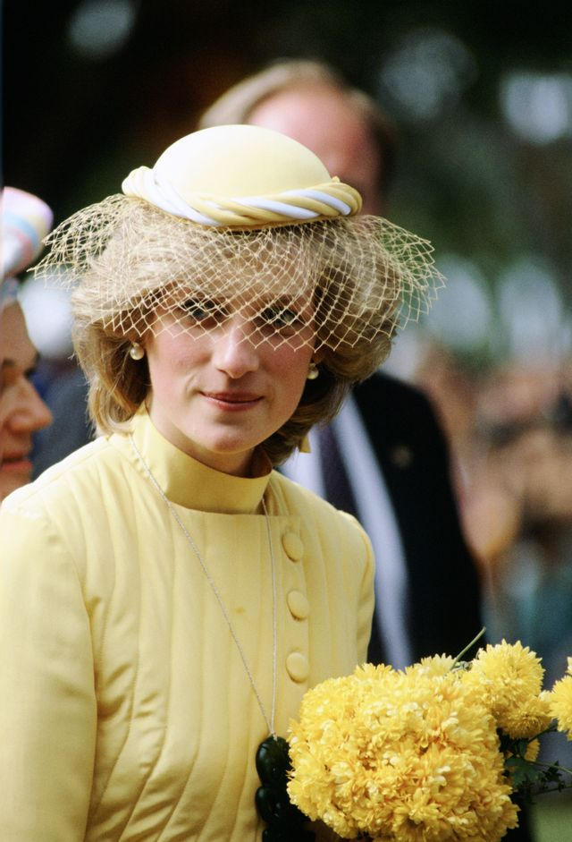 Princess Diana Trends