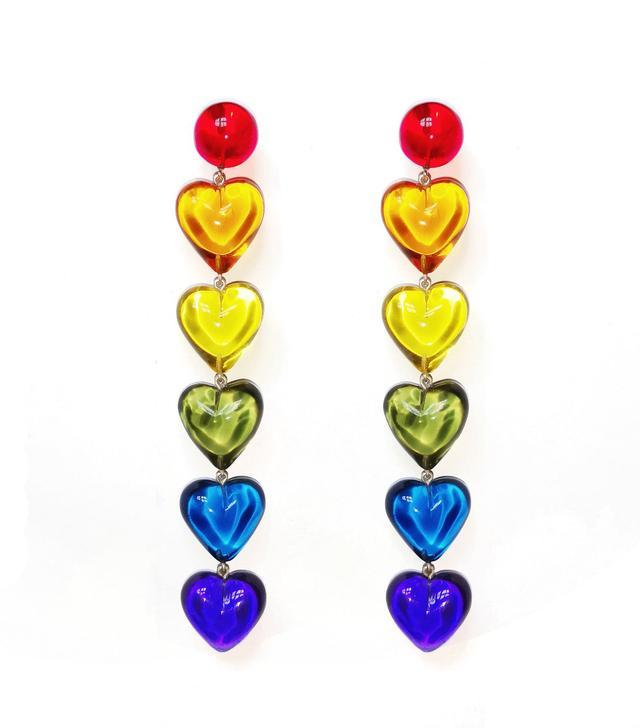 Tuza Love Is Love Earrings