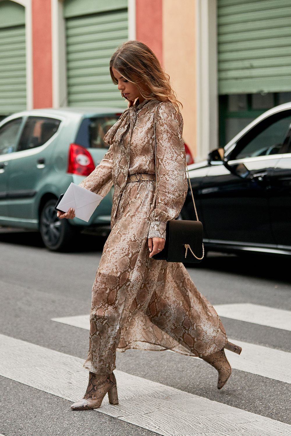 on sale 0e078 3ef9e The Latest Street Style From Milan Fashion Week   WhoWhatWear.com    Bloglovin