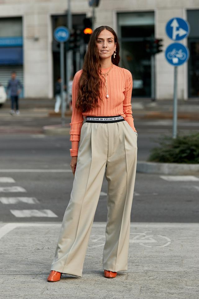 best Milan fashion week street style