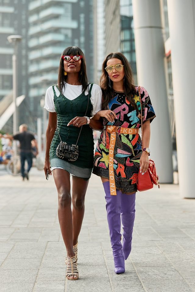 best outfits from Milan