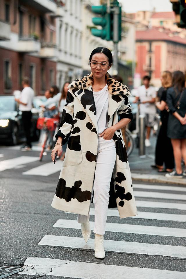 Milan Fashion Week outfits