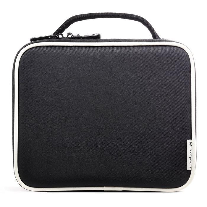 Pinterest Rownyeon Portable Travel Makeup Bag
