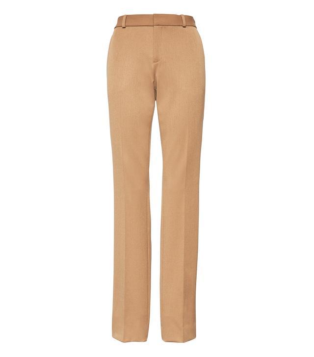 Banana Republic Ryan Slim Straight-Fit Machine-Washable Pants