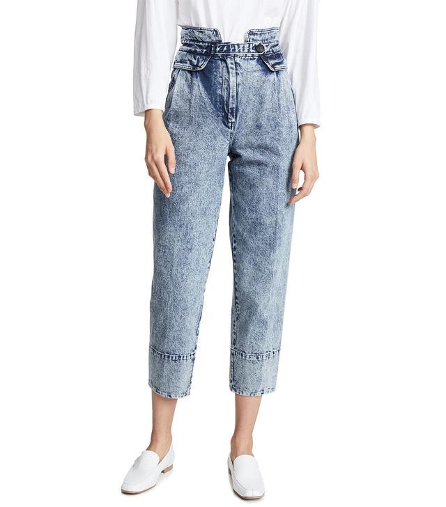 Jocelyn Acid Wash Jeans
