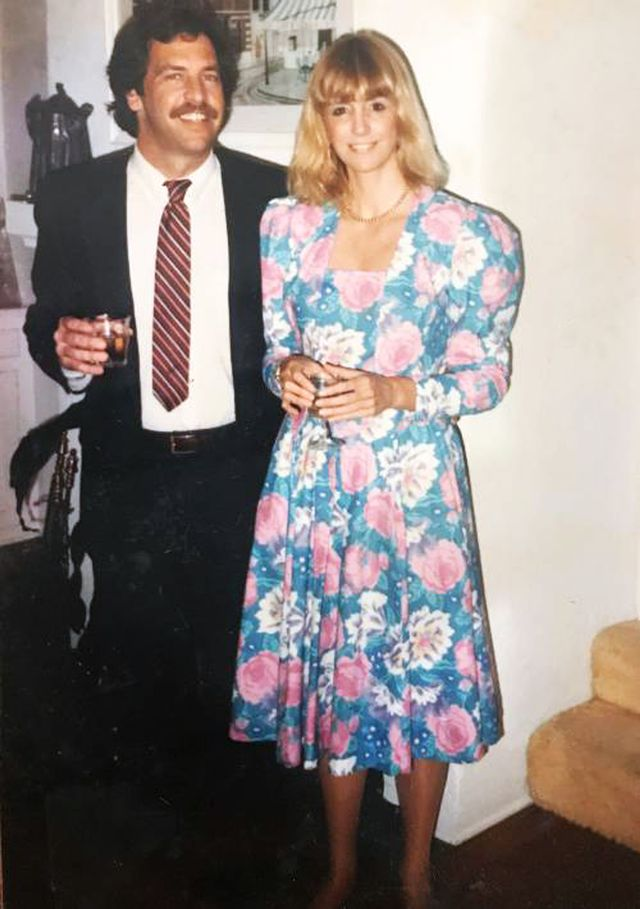 The best 80s fashion moments - Laura Ashley floral dress